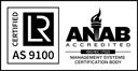 ISO 9001 & AS 9100 Certified